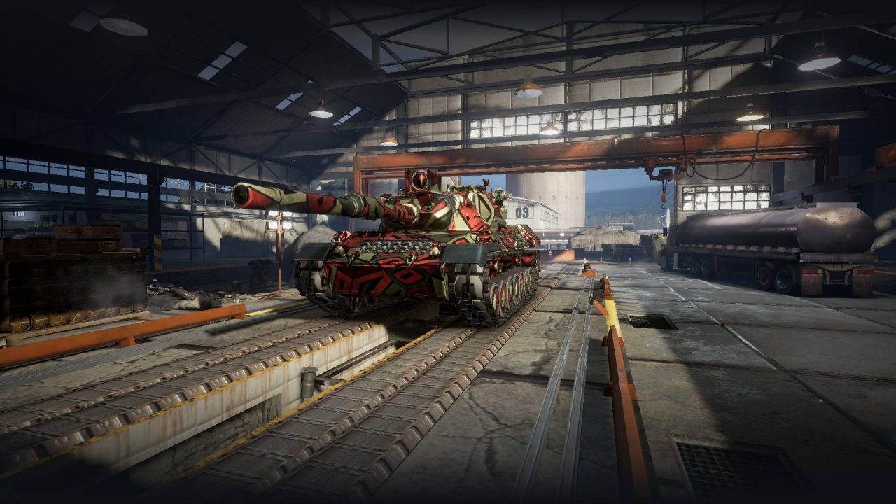 Nouvelle extension pour Armored Warfare sur PS4