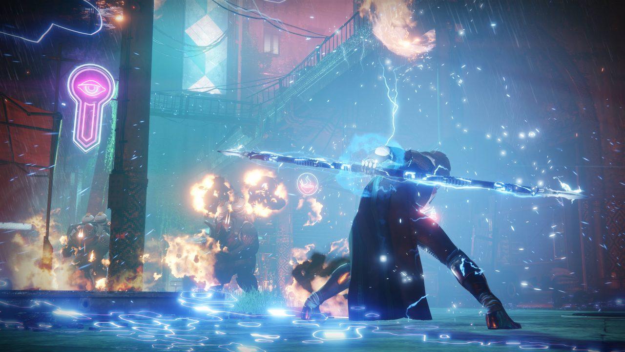 La maître du Tonnerre revient sur Destiny 2