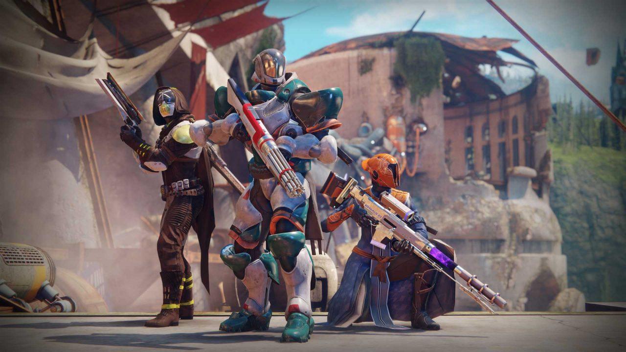 Destiny 2 passe en free to play… en partie