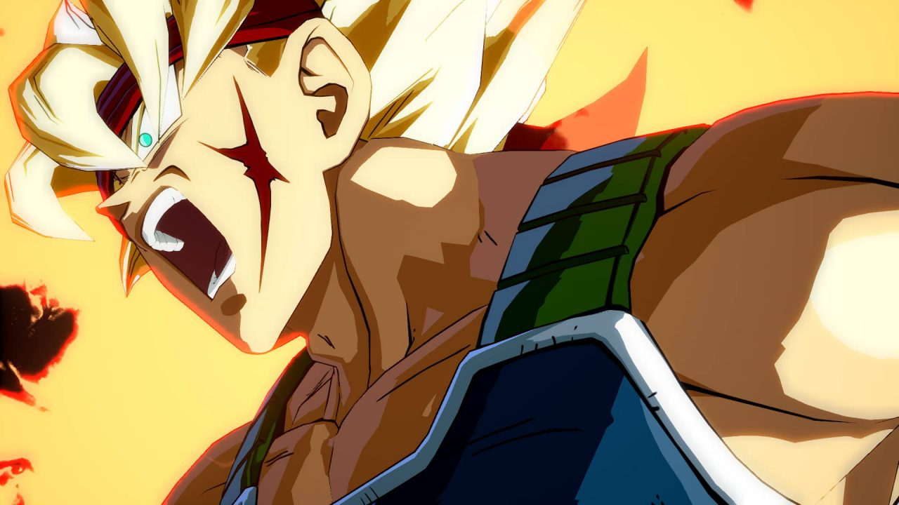 Broly et Bardock rejoignent Dragon Ball FighterZ