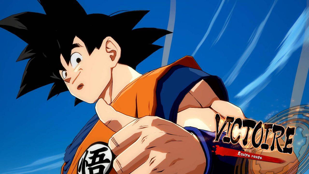 La bêta de Dragon Ball FighterZ sur Switch accessible la semaine prochaine
