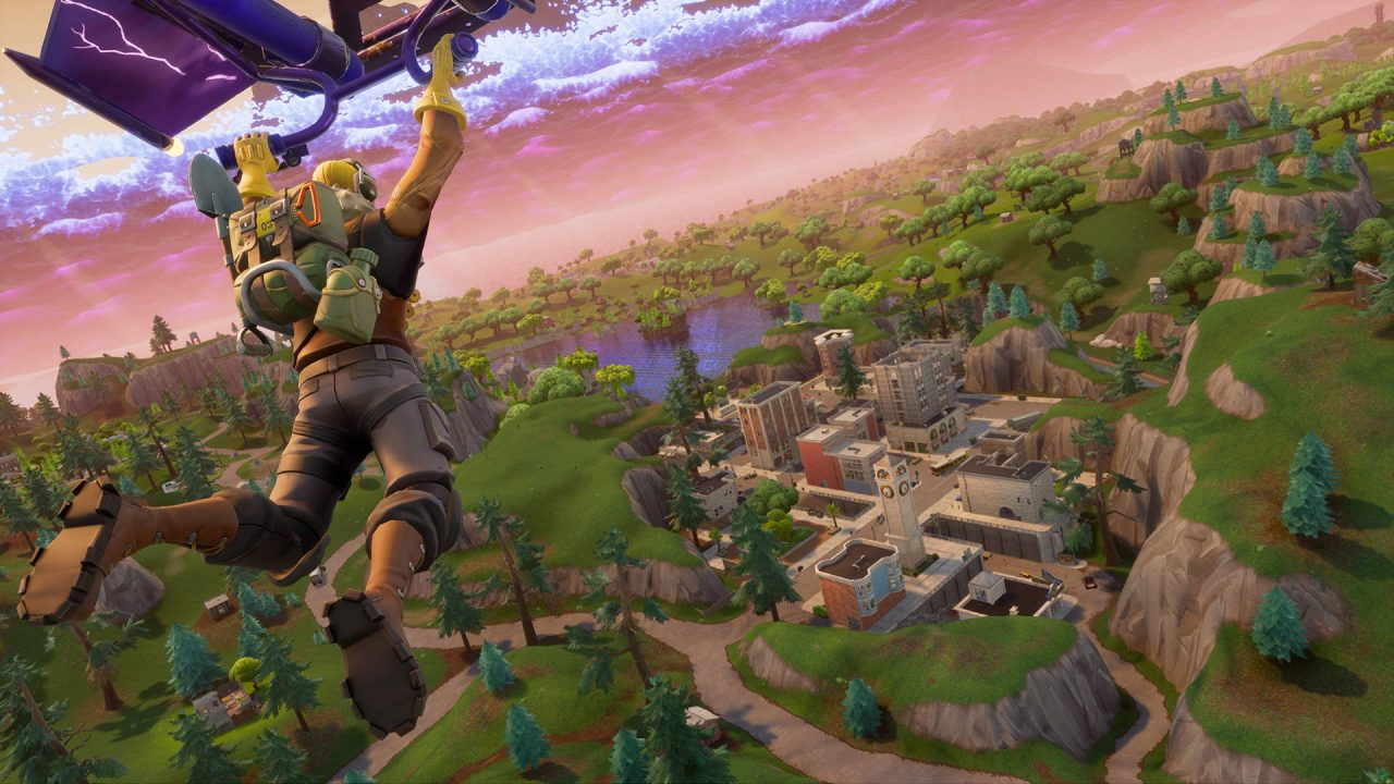 Fortnite Battle Royale va débarquer sur iOS et Android