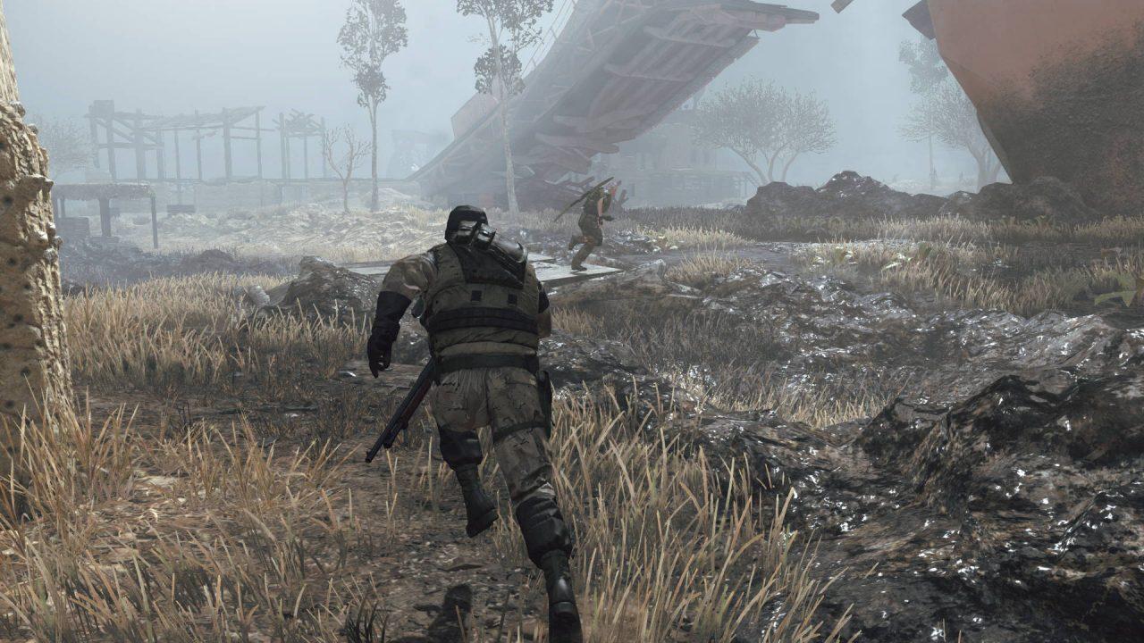 Une nouvelle bande-annonce pour Metal Gear Survive
