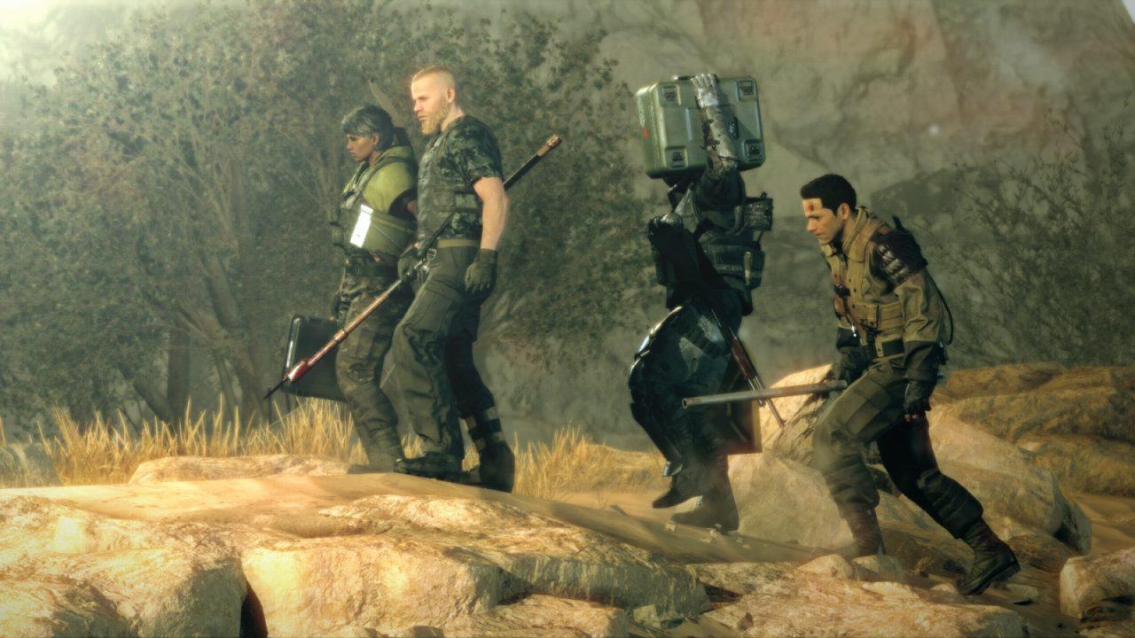 Metal Gear Survive se montre au TGS 2016
