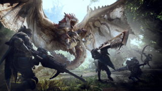 Un peu de cross marketing entre Monster Hunter World et le film à venir