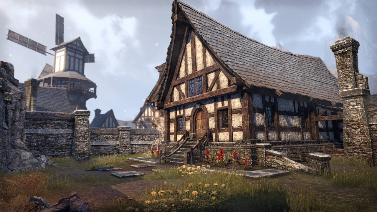 The Elder Scrolls Online Homestead débarque sur consoles