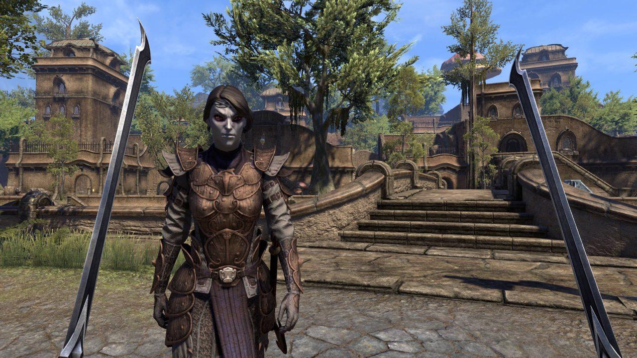 The Elder Scrolls Online Morrowind en accès anticipé