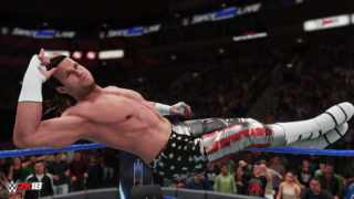 WWE 2K18 Images