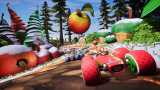 All-Star Fruit Racing Videos