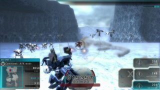 Assault Gunners HD Edition Images