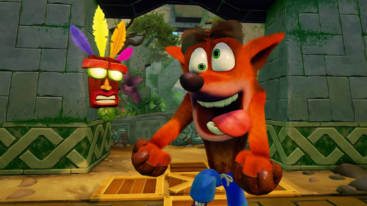 Crash Bandicoot N.Sane Trilogy annoncé sur Switch, Xbox One et PC