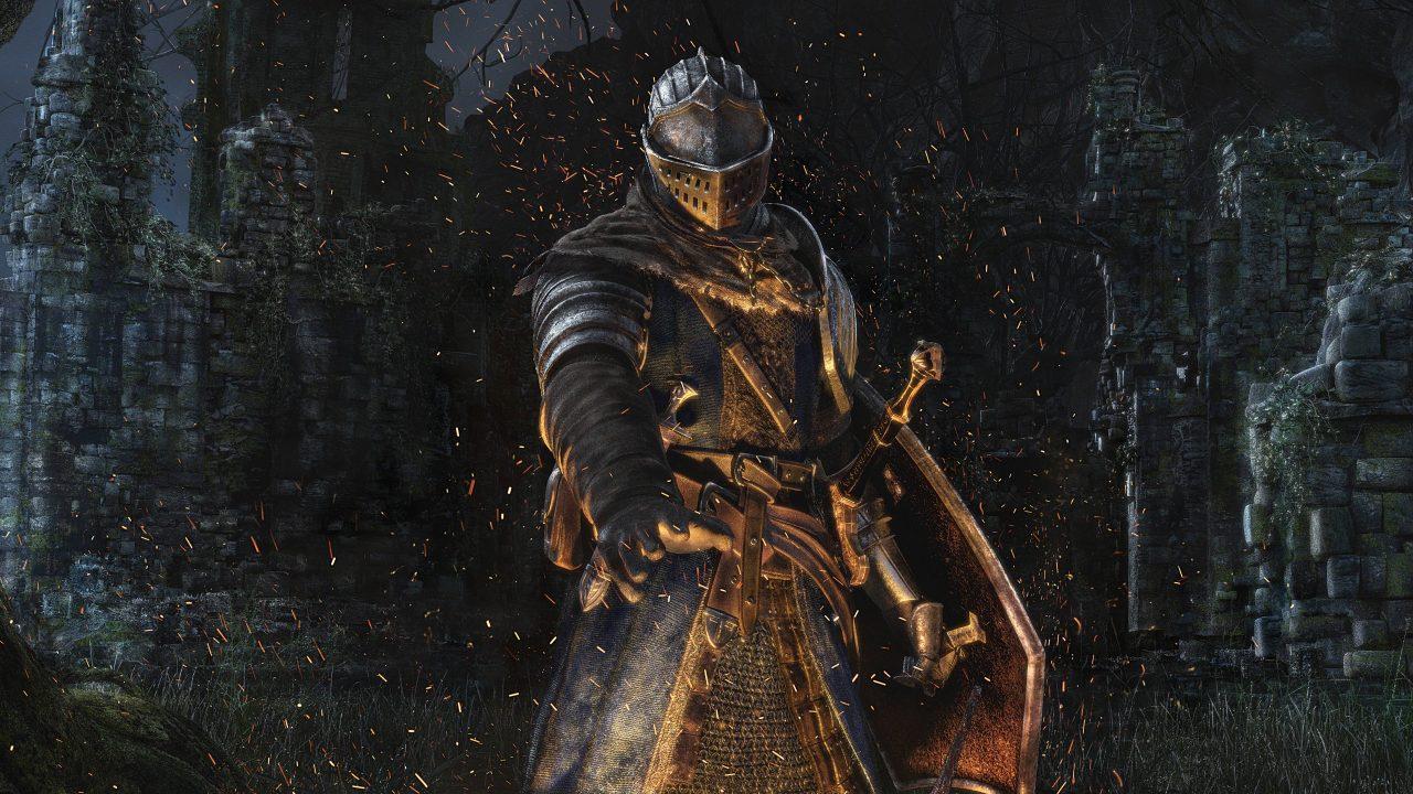 Un test réseau accessible pour Dark Souls Remastered
