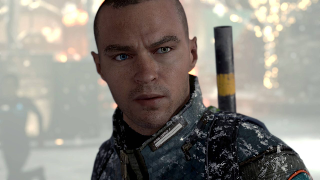 Les améliorations de Detroit Become Human sur PS4 Pro