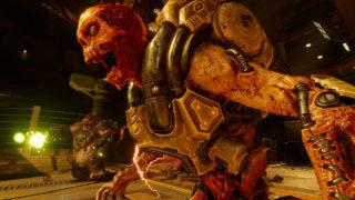Doom jouable en 4K sur PS4 Pro et Xbox One X
