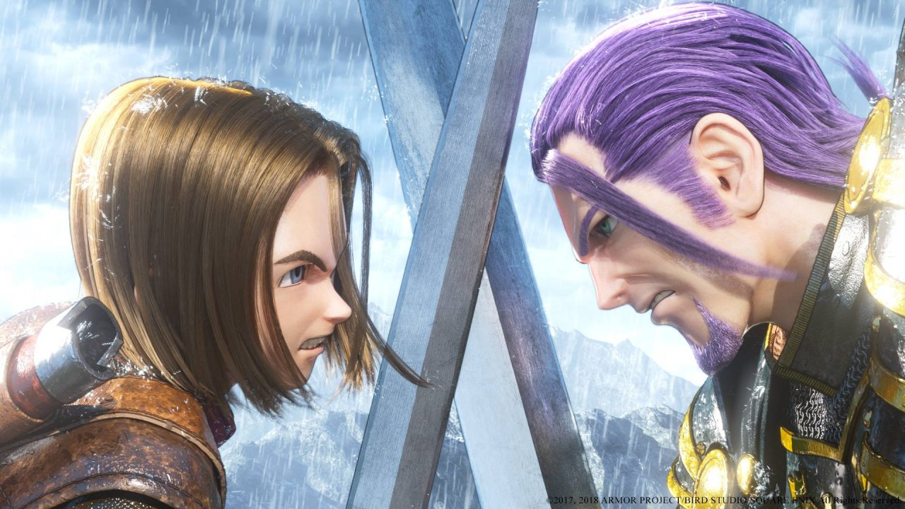 Dragon Quest XI confirmé pour septembre prochain