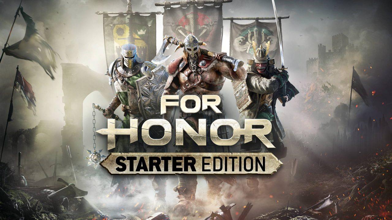 Un Starter Edition pour For Honor sur PC uniquement