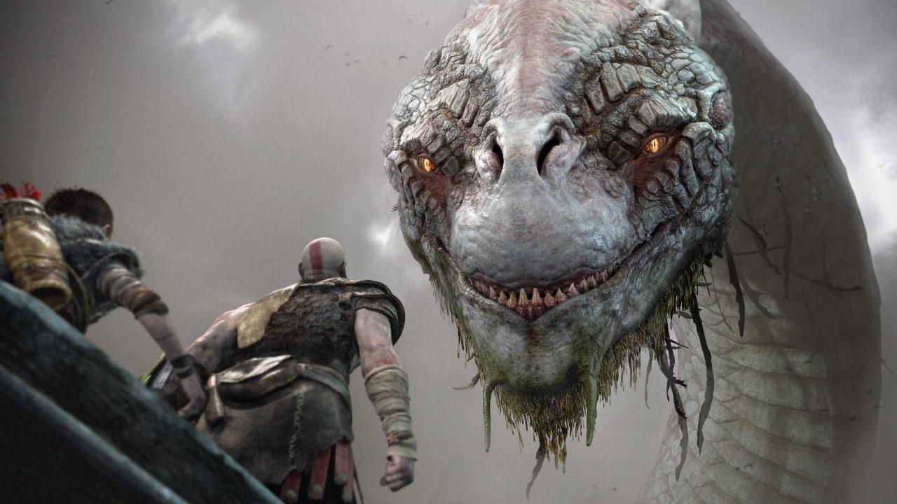 Un mode performance pour God of War sur PS4 Pro
