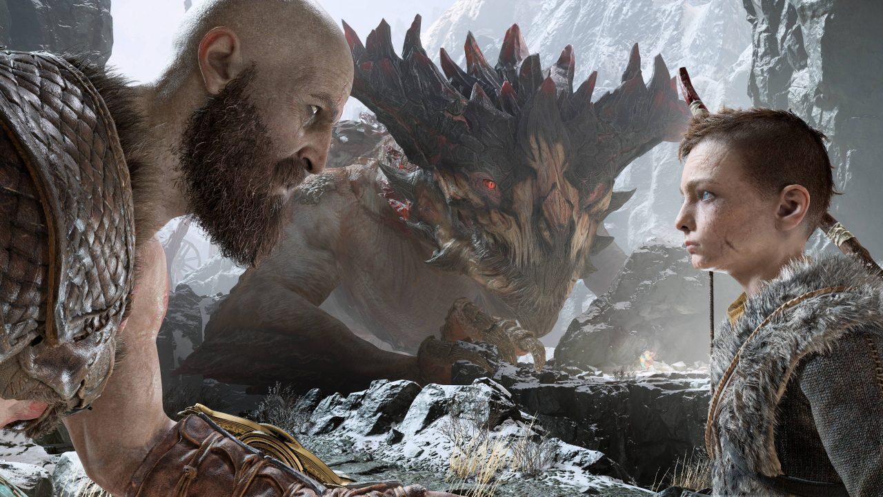 Découvrez les 45 premières minutes de God of War jusqu'en 4K UHD