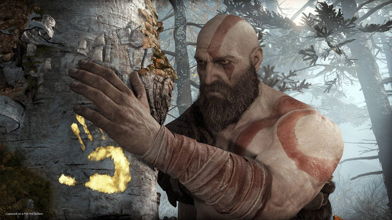 Une galerie de photos pour le press kit de God of War