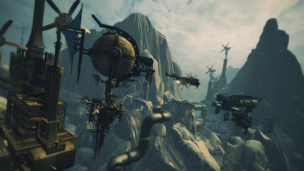 Guns of Icarus Alliance adapté à la PS4