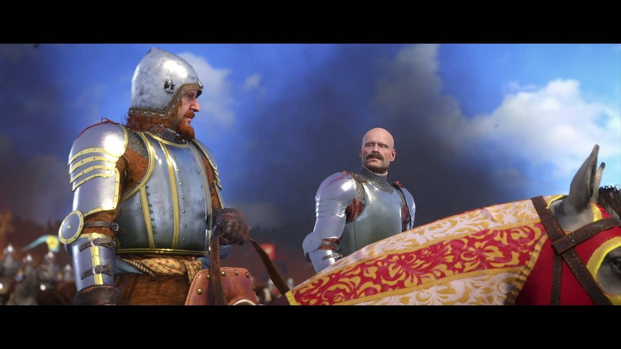 La roadmap des extensions pour Kingdom Come Deliverance