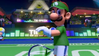 Mario Tennis Aces Videos