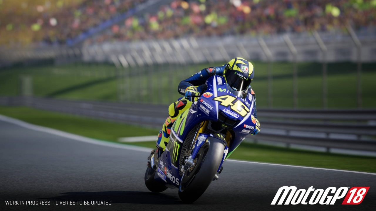 Bandai Namco annonce MotoGP 18
