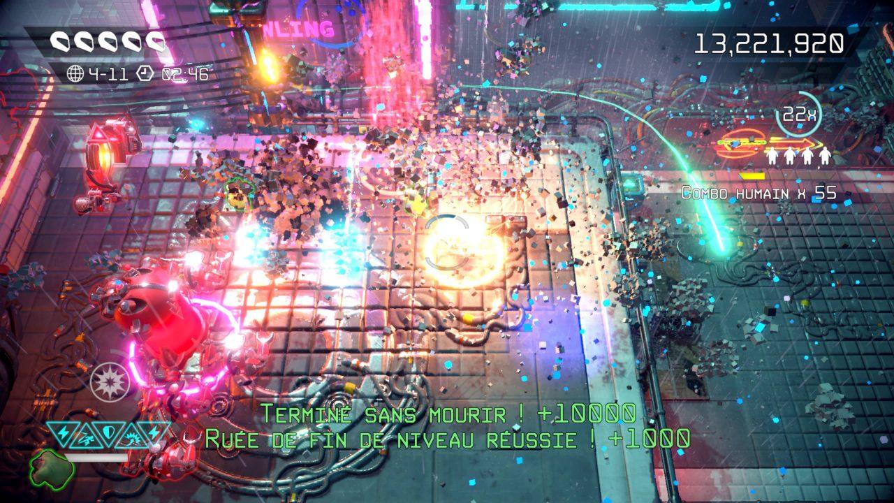 Housemarque fait une infidélité à la PS4 avec Nex Machina