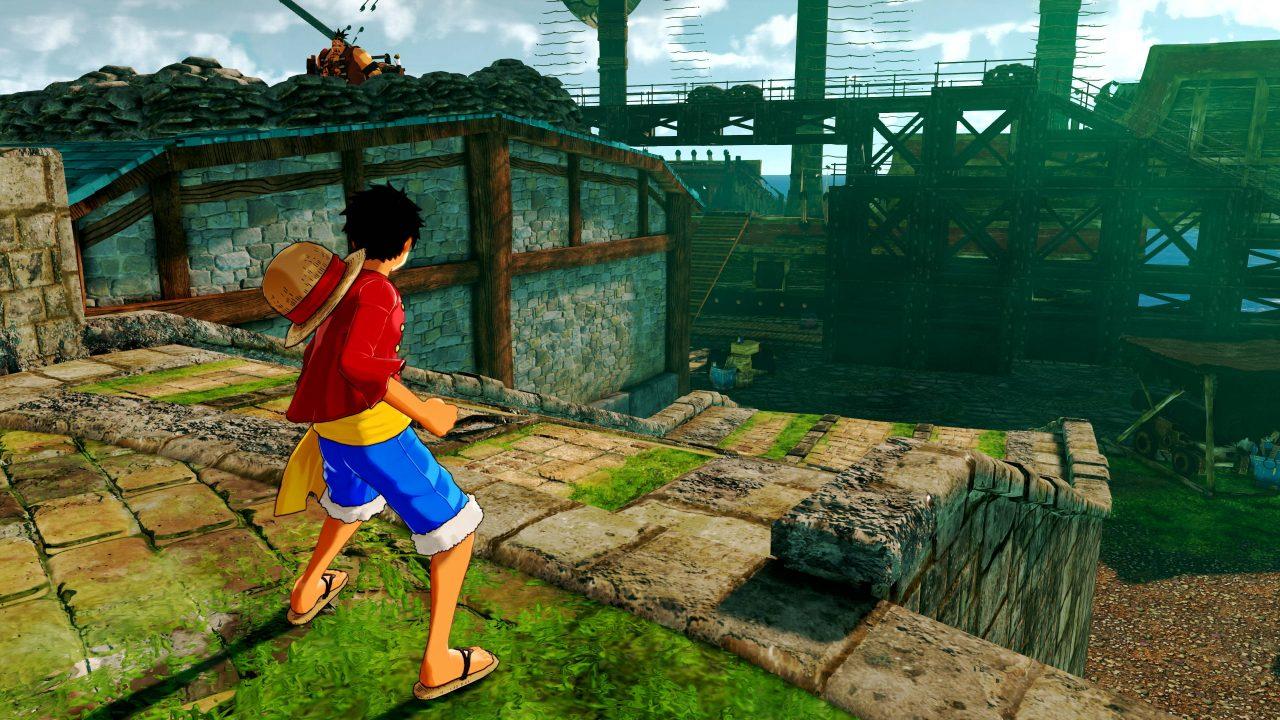 Nouvelles images pour One Piece World Seeker