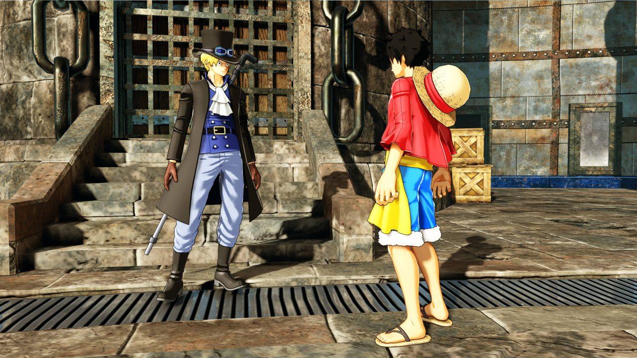 Une île à explorer dans One Piece World Seeker