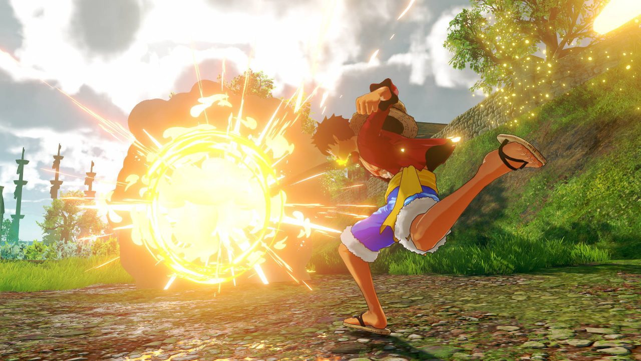 Bandai Namco annonce One Piece World Seeker