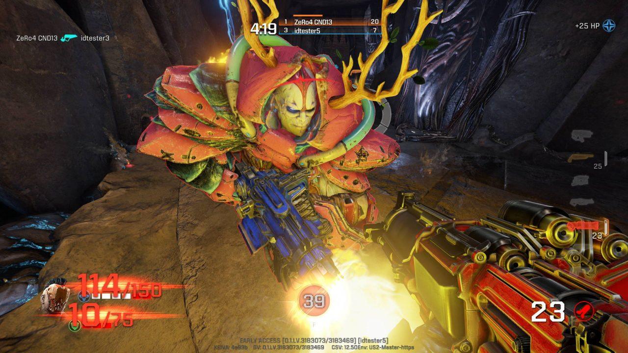 Nouvelle mise à jour majeure pour Quake Champions