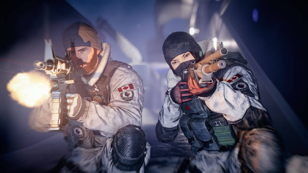 Week-end gratuit sur Tom Clancy's Rainbow Six Siege