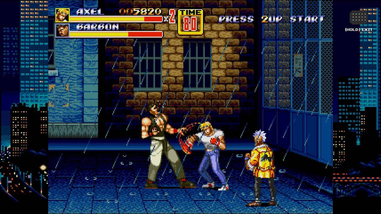 Et encore une compilation pour les nostalgiques chez Sega