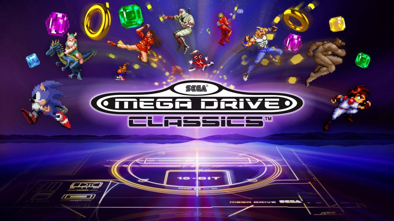 Des classiques de la Mega Drive reviennent encore