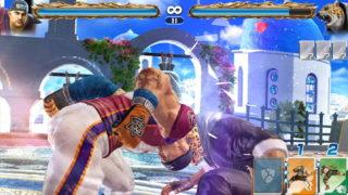 Tekken Mobile Images