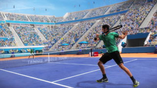 Tennis World Tour Videos