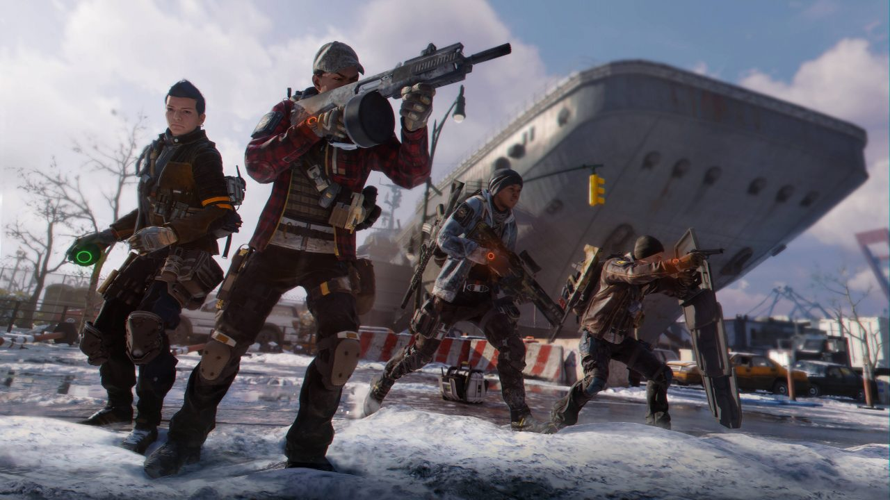 La mise à jour 1.8.1 de Tom Clancy's The Division disponible