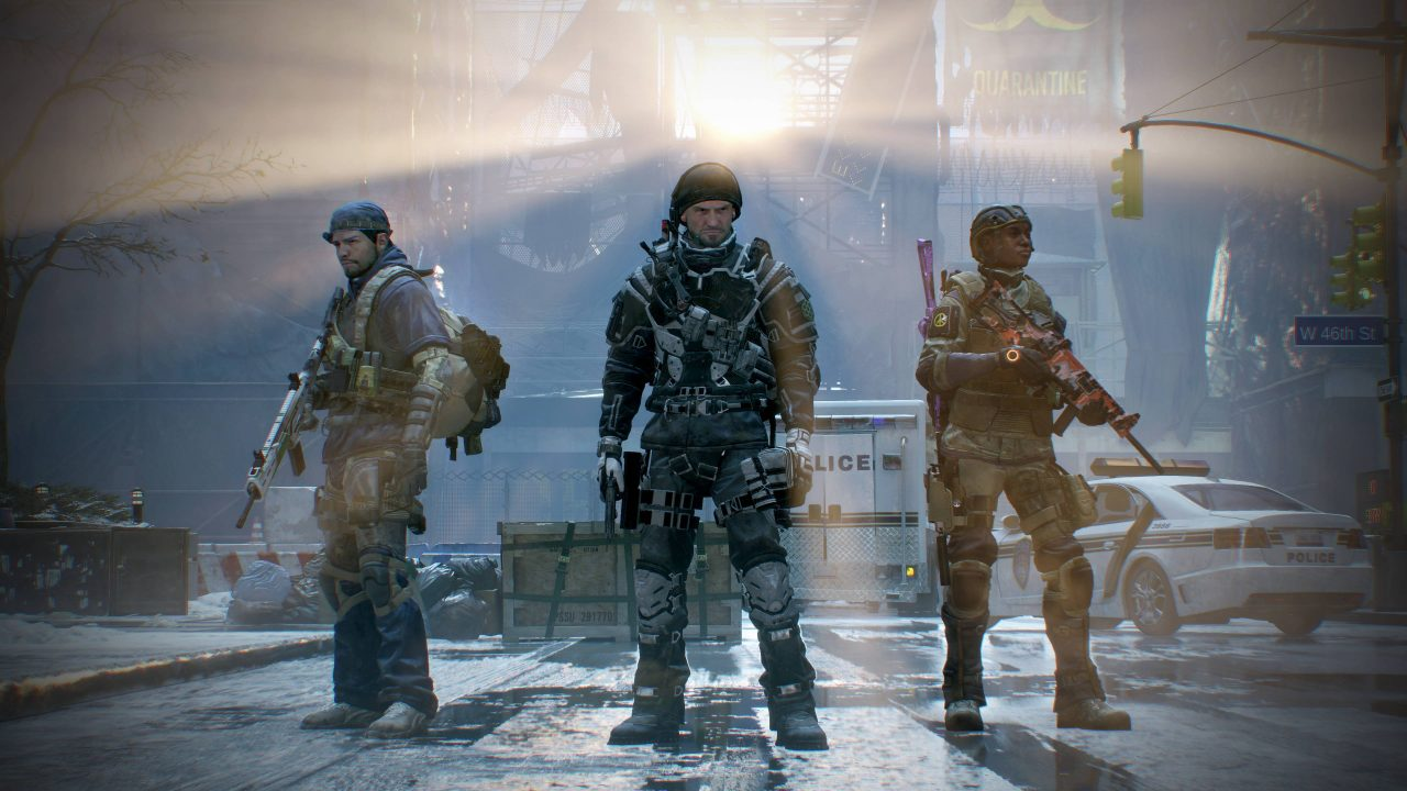 La mise à jour 1.8.2 de Tom Clancy's The Division disponible