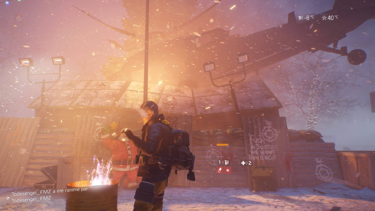 Trailer et images pour le DLC Survie de Tom Clancy's The Division