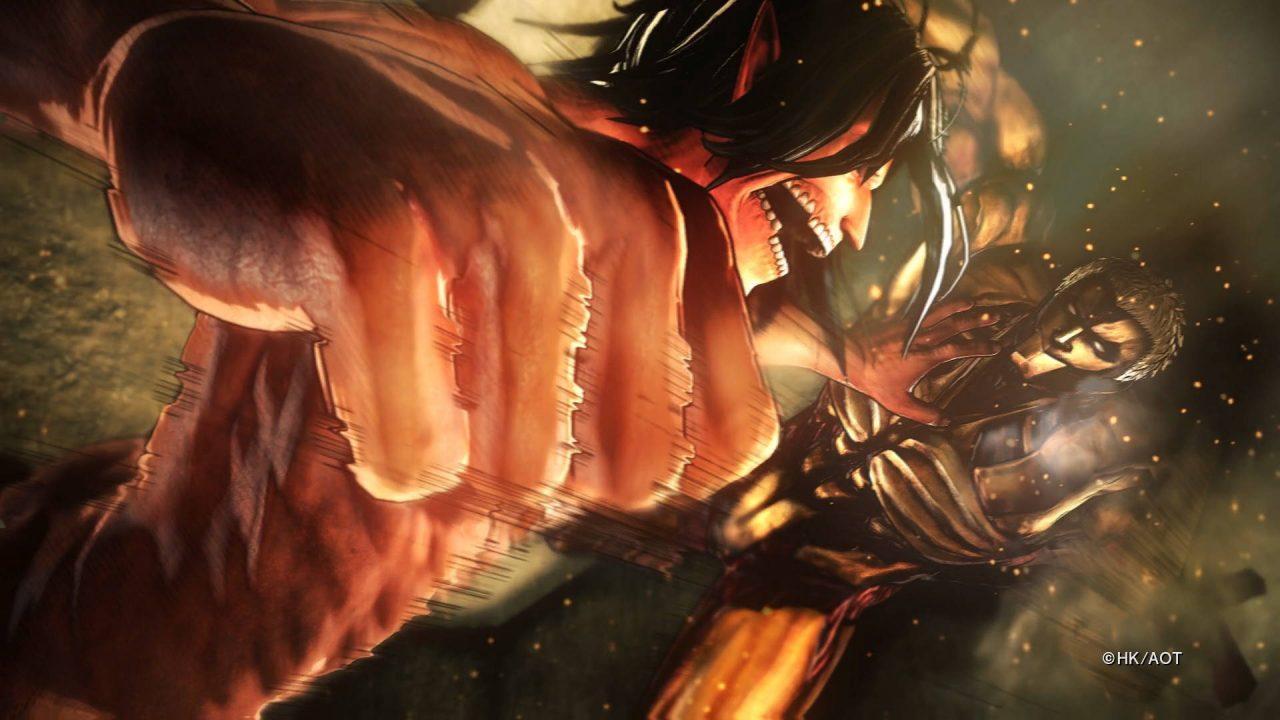 Nouvelles images et nouvelles fonctionnalités annoncées pour A.O.T 2