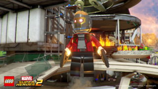 Lego Marvel Super Heroes 2 Videos