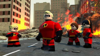 Lego Les Indestructibles Images