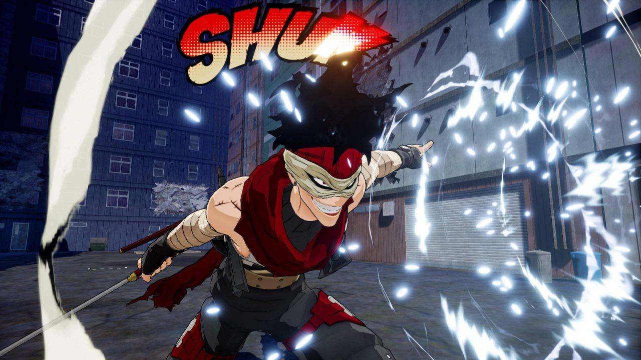 De nouveaux personnages pour My Hero Academia One's Justice