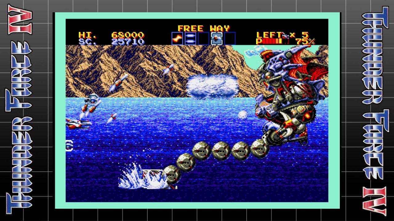 Le retour de vieux titres Sega avec Sega Ages sur Switch