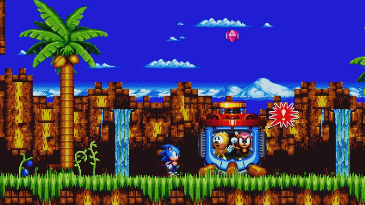 Sonic Mania Plus sera disponible cet été