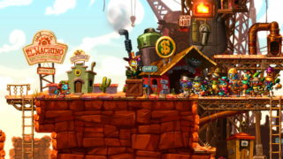 Steamworld Dig 2 Images