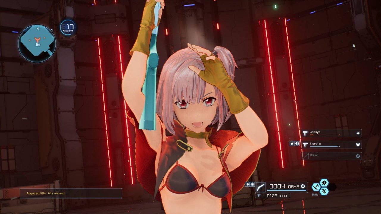 Le premier DLC de Sword Art Online Fatal Bullet est disponible