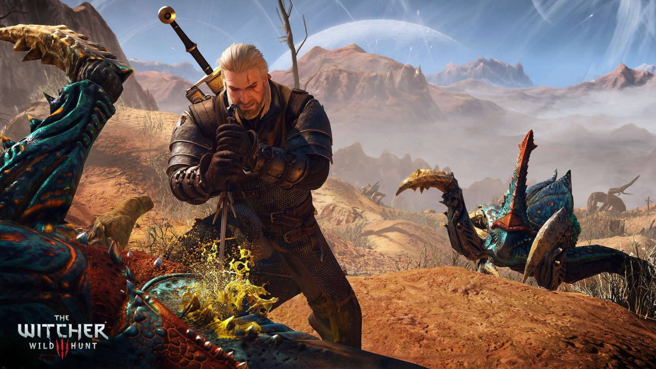 L'édition Game of the Year de The Witcher 3 Wild Hunt pour bientôt