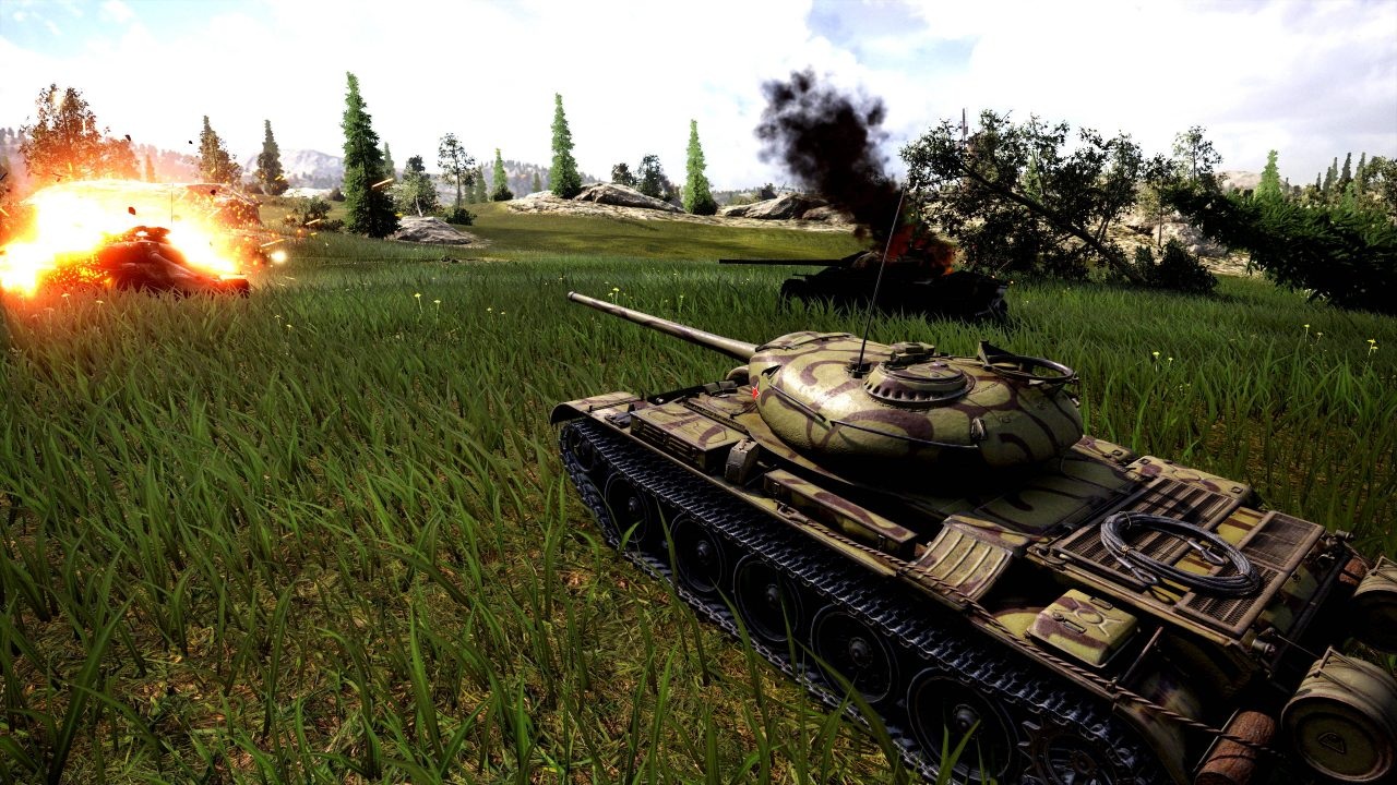 De nouvelles War Stories pour World of Tanks sur consoles